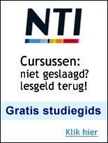Gratis NTI studiegids Aanvragen